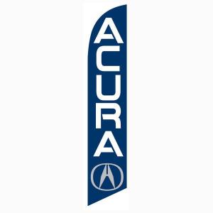 Acura Feather Flag