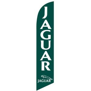 Jaguar Feather Flag