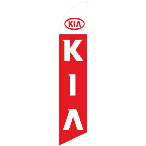 Kia Feather Flag
