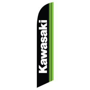 Kawasaki Flag Banner