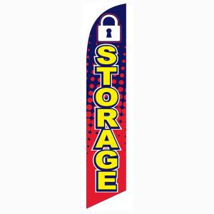Storage Feather Banner Flag