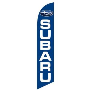 Subaru Feather Flag