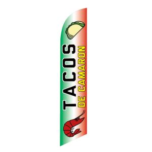 Tacos De Camaron Swooper