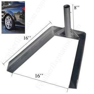 Wheel Mount For Car Tires Specs Feather Flag Pole Kit