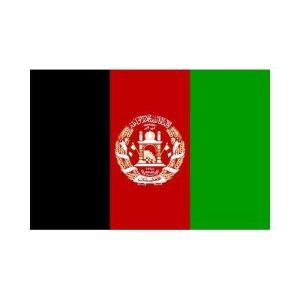 Afghanistan af 3x5 polyester nylon flag