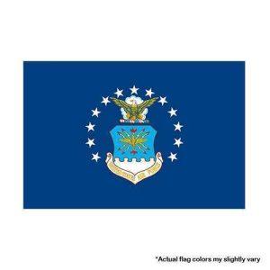 Air force military flag 3x5