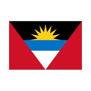 Antigua Barbuda ag 3x5 polyester nylon flag