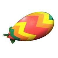 13 FT Helium Blimps-PVC