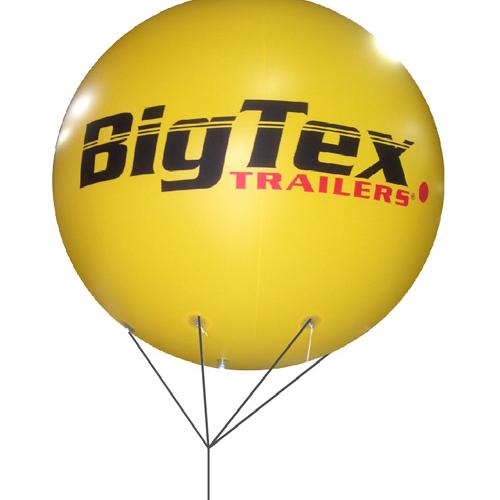 Yellow Balloon new