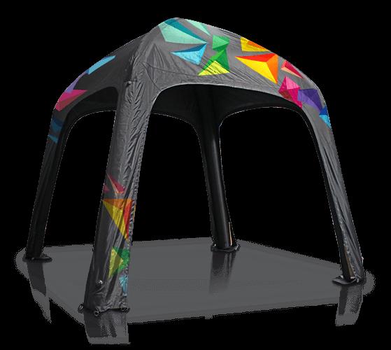 air tent printing