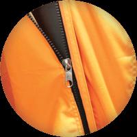 airdome Zipper