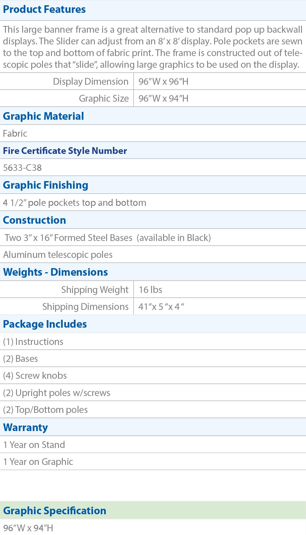 Product Page Description